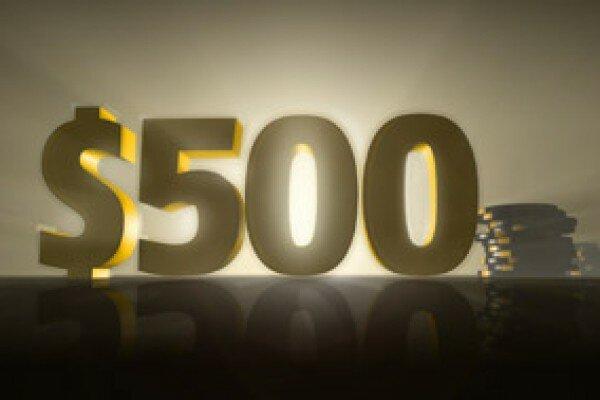 Казино Депозит Бонус в $500