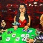 Путин проиграл в казино миллион рублей