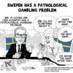 В Швеции заморозили регулирование гемблинга
