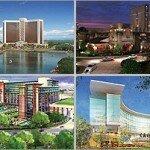 В Массачусетсе построят три казино-курорта