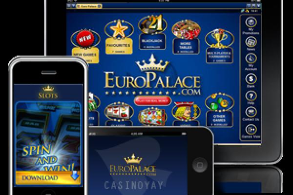 EuroPalace — Мобильное казино