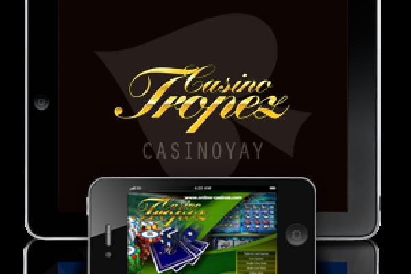 Casino Tropez — Мобильное казино