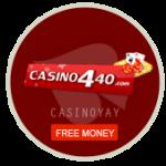 Casino 440 раздает всем 5 $/€/£