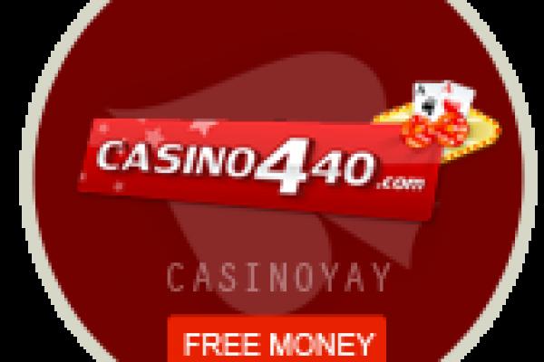 Новый ежемесячный бонус для игры в Casino440