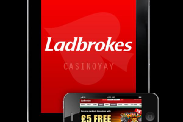 Ladbrokes — Мобильное казино