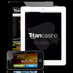Titan Casino — Мобильное казино