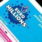 Джекпот лотереи EuroMillions достиг €166 млн