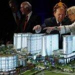 Las Vegas Sands может задержать строительство EuroVegas