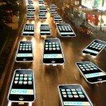Мобильный трафик растет по всему миру