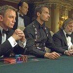 Джеймс Бонд как игрок в казино