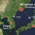 Игорная зона Приморье достанется китайской мафии
