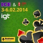 International Game Technology на выставке ICE