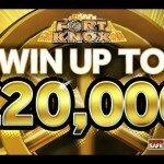 Крупные выигрыши от Aspers Casino