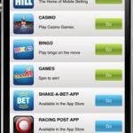 William Hill запускает виртуальный спорт для мобильных телефонов