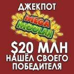 Джекпот Mega Moolah в более $20 млн. нашёл своего победителя