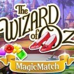 Zynga выпустила игру Wizard of Oz: Magic Match