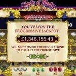 Игрок казино Sky Bingo сорвал прогрессивный джекпот