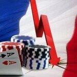 Игорный рынок Франции потерял пять миллионов