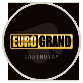 EuroGrand casino логотип, Еврогранд казино логотип, онлайн слоты