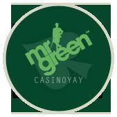 MrGreen casino логотип, Мистер Грин казино логотип, лучшее онлайн казино