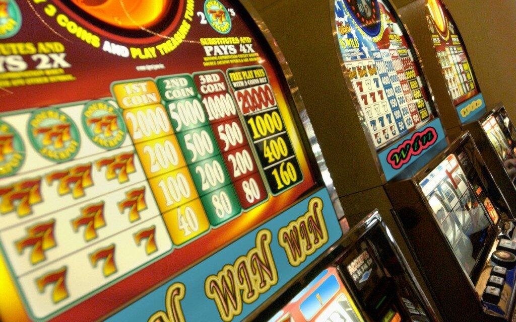 Игровые автоматы их секреты лотто игровые аппараты