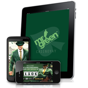 Mr Green Casino Mobile