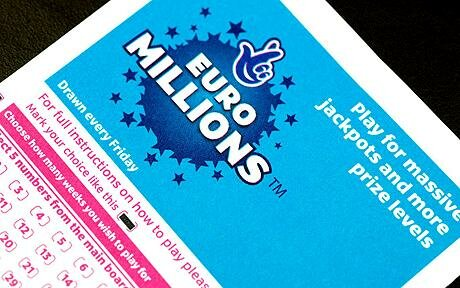 euromillions lotereja