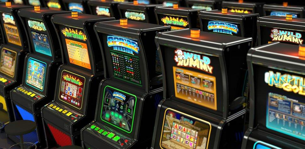 Gaminator играть бесплатно без регистрации