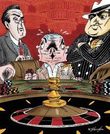 казино долги