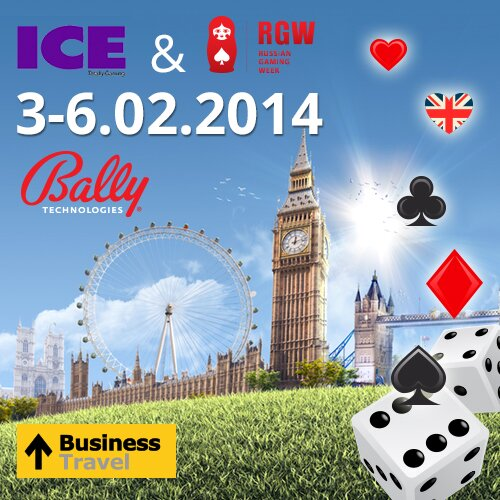 Bally Technologies ICE