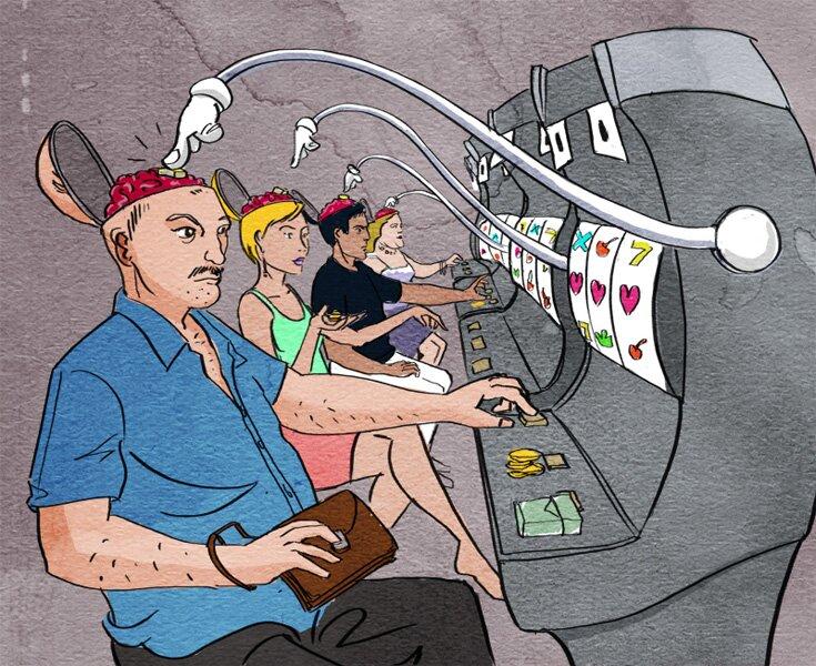 Игровые Автоматы 2017