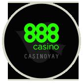 онлайн казион, 888Casino логотип, лучшие слоты
