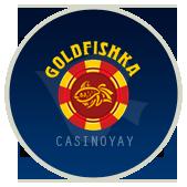 Казино голдфишка логотип, casino Goldfishka, лучшее казино рунета