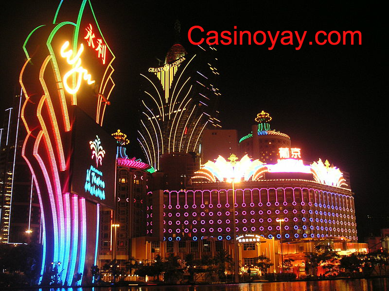 casinos-macau
