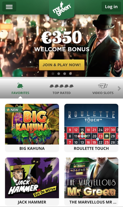 mrgreen casino mobile мистер грин казино мобильное